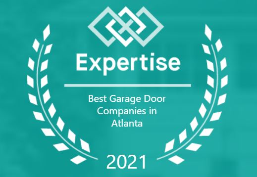 Best Garage Door Expertise Award 2021